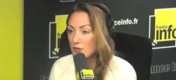 Voici la nouvelle meneuse de jeu de la matinale d'Europe 1 de Nikos qui va remplacer Julie Leclerc finalement écartée de son poste