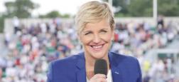 """France 2: Céline Géraud remplacée à la présentation de """"Stade 2"""" par Matthieu Lartot et Clémentine Sarlat à la rentrée"""
