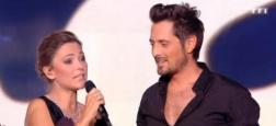 Danse avec les stars: Vincent Cerutti et sa partenaire Katrina Patchett  premiers éliminés de la saison en direct hier soir sur TF1
