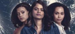 La chaîne américaine CW a dévoilé une première photo promo du reboot de Charmed