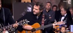 Morandini Zap: Matthieu Chedid raconte les coulisses de l'hommage populaire à Johnny Hallyday qui s'est déroulé samedi dernier