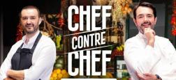 Cyril Lignac et Jean-François Piège vont s'affronter autour de plats traditionnels italiens dans une nouvelle émission le jeudi 12 décembre à 21h05 sur M6