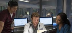 "Audiences 2e PS: La série américaine ""Chicago Med"" attire 1,7 million de téléspectateurs à 22h45 sur TF1"
