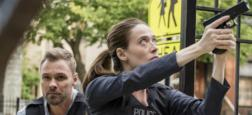"Audiences 2e PS: La série américaine ""Chicago Police Department"" attire 1 million de téléspectateurs à 23h40 sur TF1"