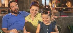 """Un nouveau personnage fera sa première apparition ce soir à 20h25 dans """"Scènes de ménages"""" sur M6: Chloé, la fille d'Emma et de Fabien"""