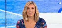 """Clémentine Sarlat, la présentatrice du magazine """"Tout le Sport"""" le week-end sur France 3, quitte France Télévisions"""
