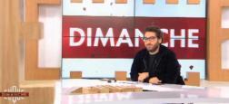 """L'émission """"Clique dimanche"""" a réalisé hier un record d'audience avec 213.000 téléspectateurs sur Canal Plus"""