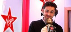 """Camille Combal annonce mettre fin à sa matinale sur Virgin Radio : """"C'est mon choix et je n'ai aucun autre projet radio ailleurs"""""""