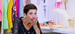 """Morandini Zap: Cristina Cordula choquée et """"dégoûtée"""" par les écarteurs dans les oreilles d'une candidate"""