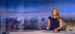 Le JT de 20h de TF1, présenté par Anne-Claire Coudray, a réalisé hier un record d'audience en PDA