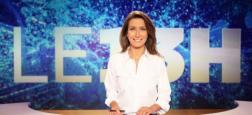 Audiences 13h: Le JT de TF1 d'Anne-Claire Coudray à plus de 7,7 millions de téléspectateurs - Celui de France 2 de Sophie Le Saint à 4,1 millions