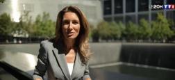 Audiences 20h: Avec une partie de son journal à New York à l'occasion des cérémonies du 11 septembre, le journal de TF1 d'Anne-Claire Coudray largement devant France 2