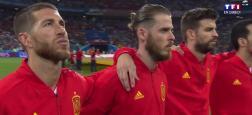 """Audiences prime: La match Espagne/Portugal frôle les 8 millions sur TF1 - """"Les 300 choeurs"""" sur France 3 plus forts que NCIS sur M6"""