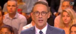 """Audiences: """"C'est que de la télé"""" avec Julien Courbet grimpe encore à 373.000 en pré-access sur C8"""