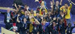 Audience: La remise de la Coupe du monde aux Bleus suivie par plus de 18,1 millions de téléspectateurs à 19h sur TF1