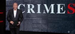 """Deuxième numéro de la nouvelle formule inédite de """"Crimes"""" ce soir à 21h05 sur NRJ12 présentée par Jean-Marc Morandini : """"Spéciale: Mon collègue de bureau est un criminel"""""""