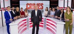 """Audiences : La quotidienne de """"Crimes et Faits Divers"""" sur NRJ12 bat son record de la saison et se positionne première chaîne de la TNT  à 13h35"""