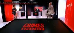 """Audiences: Record de la saison pour la spéciale de """"Crimes"""", présentée par Jean-Marc Morandini, sur NRJ12 à plus de 800.000 téléspectateurs et 2e chaîne de la TNT"""