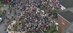 Un étudiant américain a été blessé par arme à feu dans un lycée de Floride alors que des milliers de lycéens commémorent le 19e anniversaire de la tuerie de Columbine