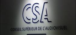 Dossier: L'amende de 3 millions d'euros infligée par le CSA à C8 est l'une des plus lourdes sanctions prononcées depuis 1989