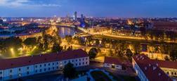 L'autorité lituanienne chargée des médias a annoncé l'interdiction de neuf chaînes de télévision russes après des sanctions de l'Union européenne