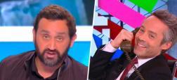 """Audiences access: La série """"Demain nous appartient"""" sur TF1 se rapproche de """"N'oubliez pas les paroles"""" de Nagui sur France 2"""