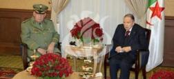 Algérie : Abdelaziz Boutelifka annonce qu'il  ne brigue pas un cinquième mandat et reporte les élections - Deux photos du Président ont été diffusées ce soir - Regardez