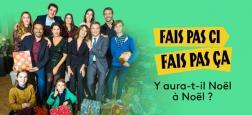 """Audiences Prime: Le triomphe de """"Fais pas ci, fais pas ça"""" sur France 2 qui écrase tout, avec près de 2 millions de téléspectateurs de plus que District Z sur TF1 à 3,6 millions"""