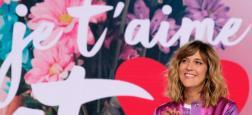 """Daphné Burki va modifier la formule de son émission quotidienne sur France 2, """"Je t'aime etc..."""" à 15h05 à partir du lundi 2 septembre"""