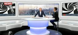 Audiences: Morandini Live sur CNews a battu vendredi son record historique depuis son lancement avec près de 100.000 téléspectateurs à 11h