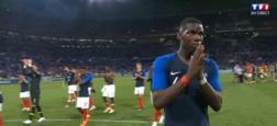 Audiences prime: Le match France / USA attire plus de 7,2 millions de personnes sur TF1 - France 2 et France 3 autour de 2,4 millions