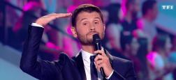 """Christophe Beaugrand est-il déçu de ne pas présenter """"Danse avec les stars"""" et de devoir laisser la place à Camille Combal ? Il répond"""