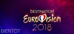 """Amir, Isabelle Boulay et Christophe Willem seront les membres du jury du concours """"Destination Eurovision"""" bientôt diffusé sur France 2"""