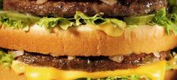 Crise chez McDonald's: Après le départ hier du Directeur Général suite à relation avec une salariée, c'est le Directeur des ressources humaines qui est poussé dehors