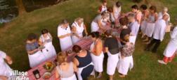 """Audiences prime: L'émission """"Un village à la diète"""" sur TF1 battue par la série """"Chérif"""" sur France 2 et par """"Bull"""" sur M6"""