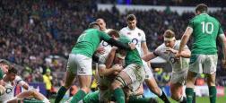 Audiences: Grâce au match Angleterre-Irlande diffusé à 15h30, France 2 domine l'après-midi face au documentaire de TF1 sur les Tuches