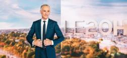 Audiences 20h: Le journal de TF1 prend le large devant celui de France 2 avec près de 1,3 million de téléspectateurs supplémentaires