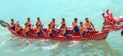 Onze personnes sont mortes et six étaient portées disparues en Chine dans le naufrage de deux bateaux-dragons traditionnels dans le sud de la Chine