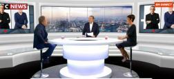 """Audiences: Meilleure semaine historique pour """"Morandini Live"""" avec quasiment deux fois plus de téléspectateurs que LCI de 11h à 12h sur CNews"""
