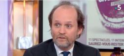 """Jean-Marc Dumontet, le producteur de Nicolas Canteloup, à propos d'Europe 1: """"Ce bateau n'en finit pas de couler"""""""