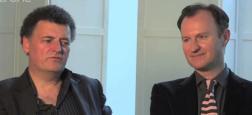 """Les deux créateurs de la série """"Sherlock"""" dévoilent leur nouveau projet autour du personnage de Dracula"""
