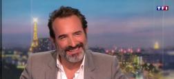 Jean Dujardin annule soudainement l'interview prévue ce soir au 20h de TF1 d'Anne-Claire Coudray: Voici pourquoi