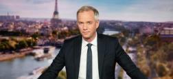 Audiences 20h: Le journal de Julien Arnaud sur TF1 large leader avec près de 5,3 millions face à Jean-Baptiste Marteau sur France 2 à 4,5 millions