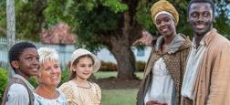 """Vive polémique après l'annonce par TF1 d'un épisode de """"Joséphine Ange Gardien"""" sur l'esclavage en Guadeloupe qui sera diffusé à la fin du mois d'août"""