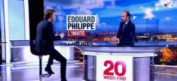 Audiences 20h: Avec Edouard Philippe sur les Gilets Jaunes, le JT de France 2 très fort à 6,7 millions mais battu par celui de TF1 à plus de 7 millions