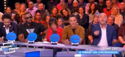 Audiences access:  Nagui reste leader sur France 2 - Avec son TPMP Spécial Handicap, Cyril Hanouna attire plus d'un million de téléspectateurs sur C8