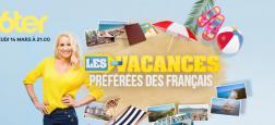 Elodie Gossuin s'intéressera aux vacances préférées des Français dans un nouveau magazine le jeudi 14 mars à 21h sur 6Ter