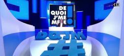 Audiences de 2e partie de soirée : Quels scores pour les talk-shows de Laurent Ruquier sur France 2 et de Eric Naulleau sur C8 hier soir ?