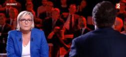 Audiences prime: Marine Le Pen rate sa rentrée sur France 2 avec seulement 1,7 million soit moitié moins que le Premier Ministre en septembre