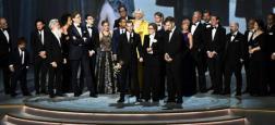 USA: La cérémonie des 70e Emmy Awards n'a attiré lundi soir que 10,2 millions de téléspectateurs, au plus bas de son histoire